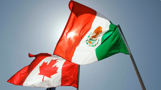canada-mexico-flags