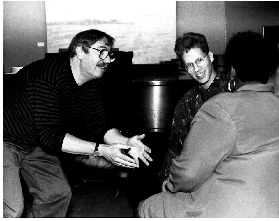 Major, Russell, Scarlett. 1993
