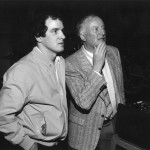 Mentoring - the late Norman Campbell, Film Director CBC Television