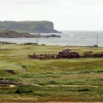 L'Anse aux Meadows - by James MacMullin