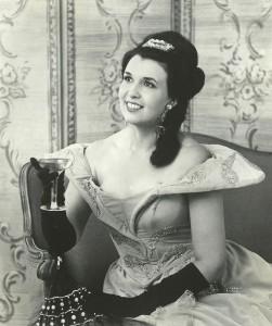Clarice Carson as Violetta